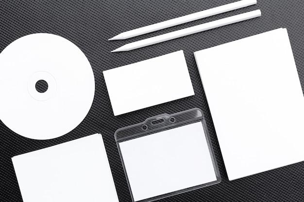 Pusty szablon papeterii Premium Zdjęcia