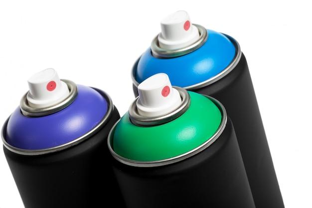 Puszka Farby W Sprayu Premium Zdjęcia
