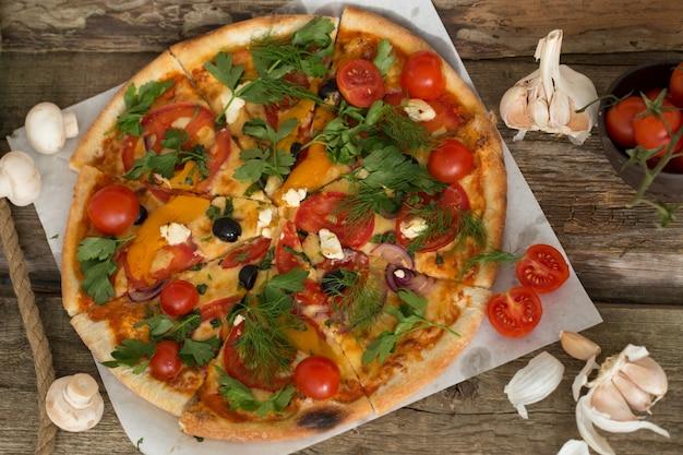 Pyszna Pizza Darmowe Zdjęcia