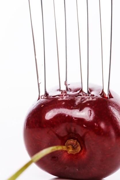 Pyszne jagody na stole Darmowe Zdjęcia