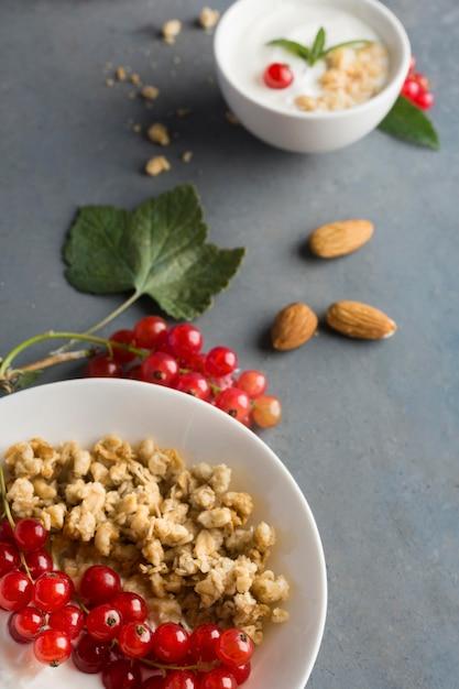 Pyszne Migdały I Owoce Koncepcja Zdrowej żywności Darmowe Zdjęcia