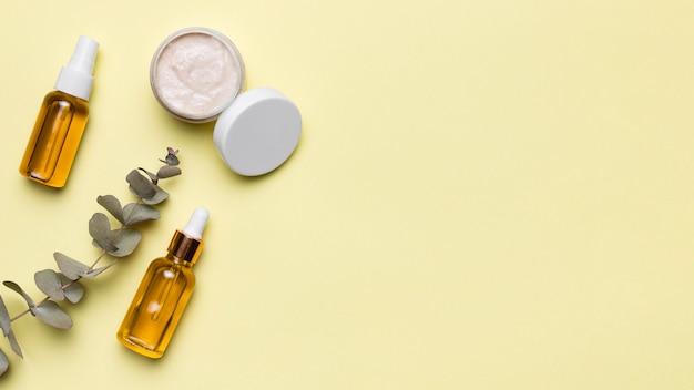 Rama Z Naturalnymi Kosmetykami Darmowe Zdjęcia