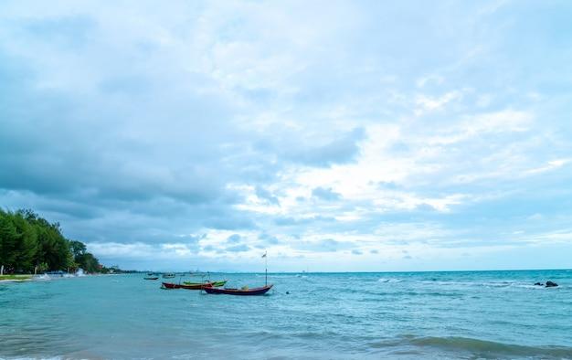 Rayong Plaża W Thailand Premium Zdjęcia