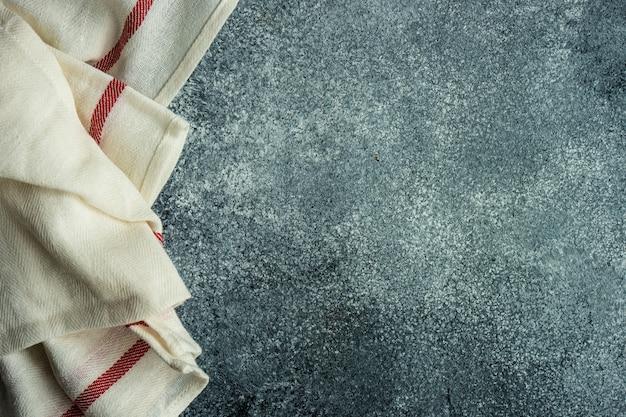 Ręcznik Kuchenny Lub Serwetka Premium Zdjęcia
