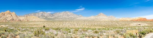Red Rock Canyon W Las Vegas W Stanie Nevada W Usa Premium Zdjęcia
