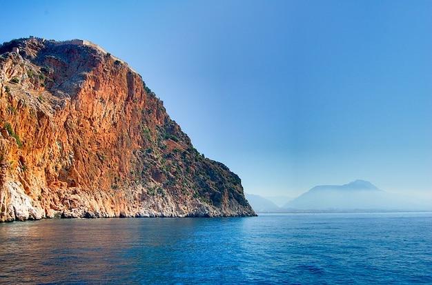 Riwiera Turecka Turcja Morze, Góry Darmowe Zdjęcia