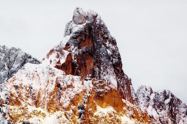 Rocky Mountain Pokryte śniegiem Darmowe Zdjęcia