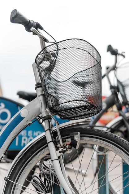 Rower O Niskim Kącie Na Zewnątrz Darmowe Zdjęcia