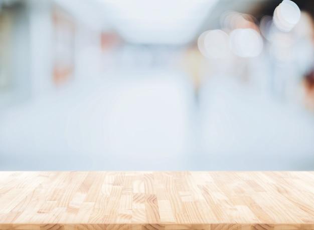 Rozmyj Abstrakcyjne Tło Z Biura, Nowoczesne światło Przestronny Biznesowy Premium Zdjęcia