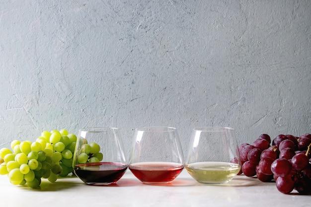Różnorodność Wina Premium Zdjęcia