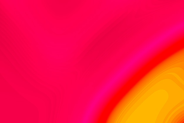 Różowe I Pomarańczowe - Linie Streszczenie Tło Darmowe Zdjęcia
