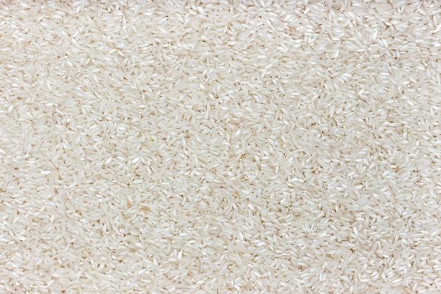Ryżowa Tekstura Polerowana Kasza Ryżowa Premium Zdjęcia