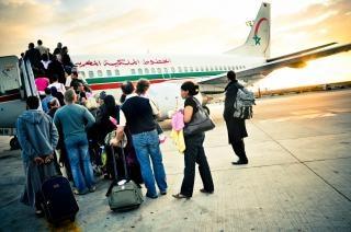 Samolot pasażerski na pokład Darmowe Zdjęcia