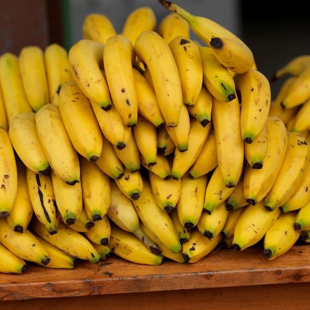 San ignacio, bukiet bananów Premium Zdjęcia