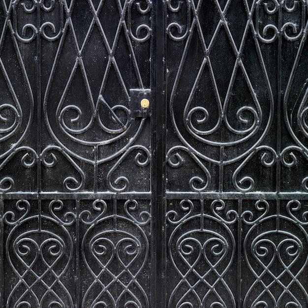 San ignacio, gate Premium Zdjęcia