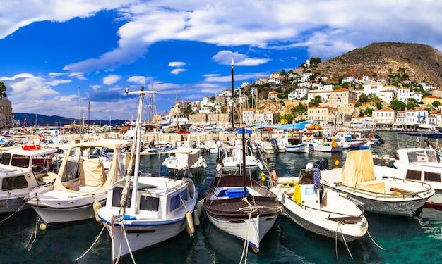 Sceneria Greckich Wysp Premium Zdjęcia