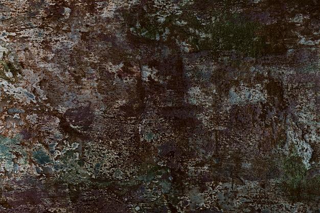 Ściana Cementowa Z Farbą I Szorstką Powierzchnią Darmowe Zdjęcia