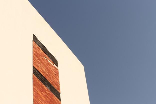 Ściana Zewnętrzna I Błękitne Niebo Darmowe Zdjęcia