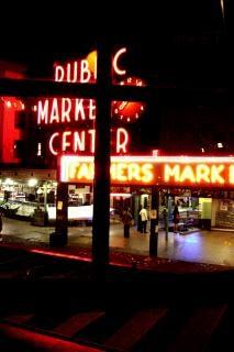 Seattle, Westcoast, Noc Darmowe Zdjęcia