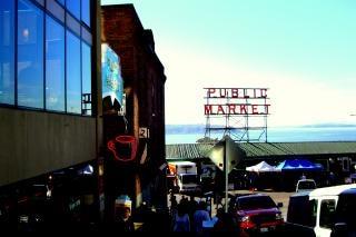 Seattle, Znak Darmowe Zdjęcia