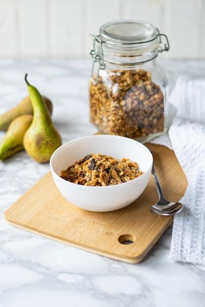 Selektywne Nastawienie, Zdrowe śniadanie, Naturalne Musli Premium Zdjęcia