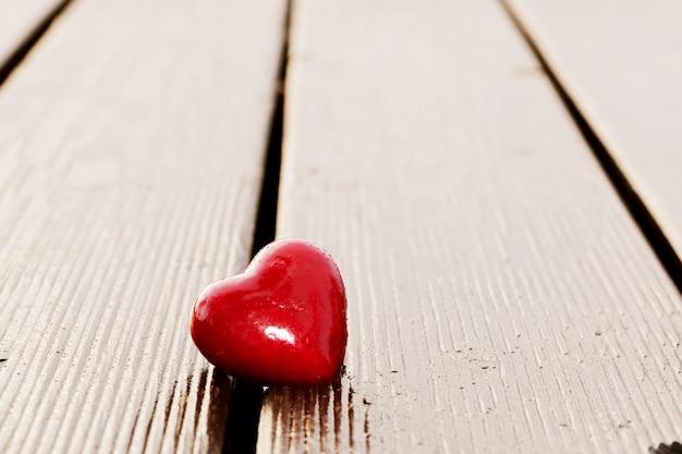 Serce Na Deskach Darmowe Zdjęcia