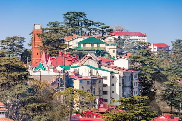 Shimla W Indiach Premium Zdjęcia