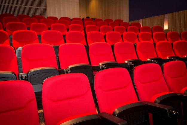 Siedziska Kinowe Premium Zdjęcia