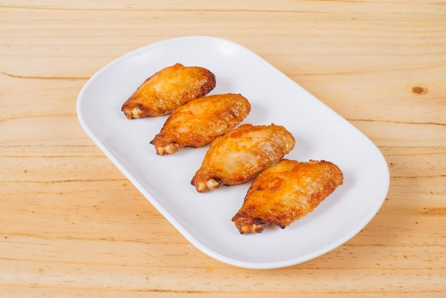 Skrzydełka kurczaka Darmowe Zdjęcia