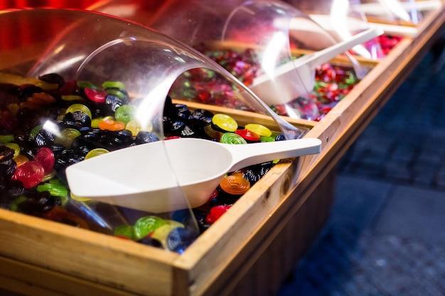 Słodki Galaretki Sklep Ze Słodyczami Darmowe Zdjęcia