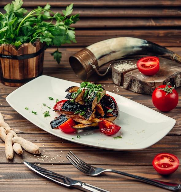Smażone Warzywa Z Ziołami Darmowe Zdjęcia