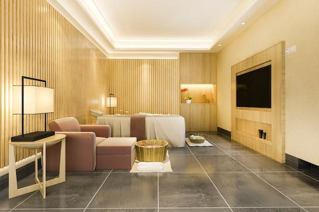 Spa I Masaże Wellness W Apartamencie Hotelowym Premium Zdjęcia