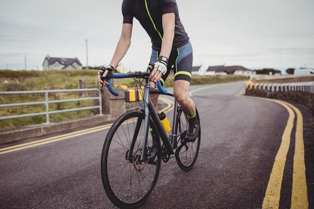 Sportowiec Na Rowerze Darmowe Zdjęcia