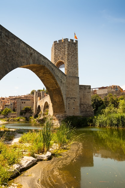 Średniowieczny Most Bramy Wuth Darmowe Zdjęcia