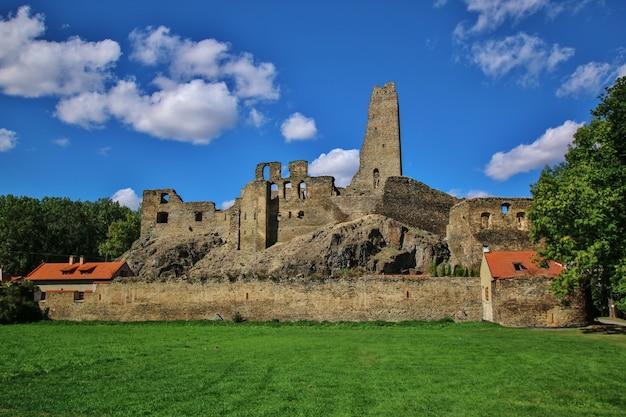 Średniowieczny Zamek Okor Premium Zdjęcia