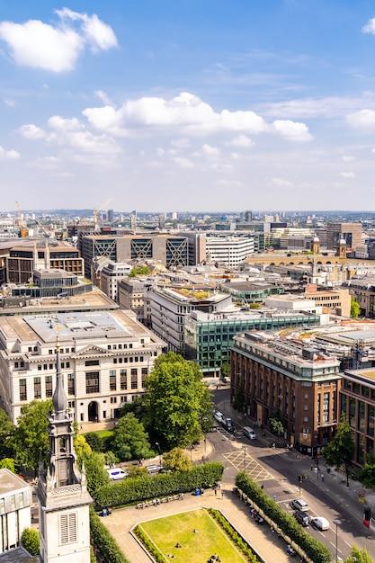 Śródmieście Londynu Premium Zdjęcia