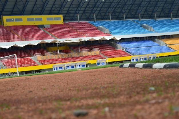 Stadion jakabaring palembang Premium Zdjęcia