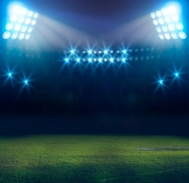 Stadion Piłkarski 3d Premium Zdjęcia