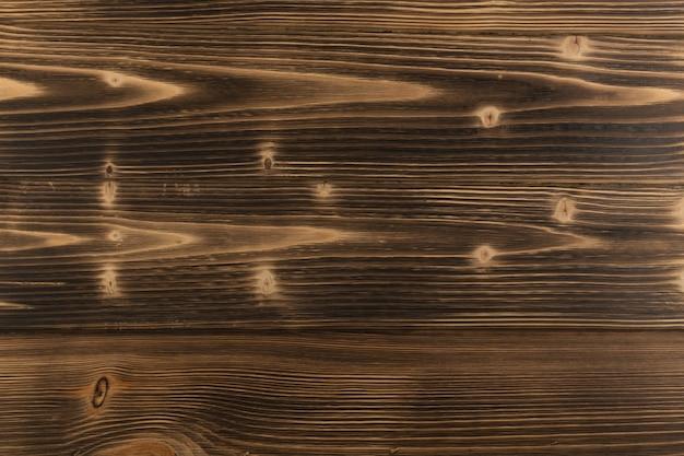Stare Ciemne Spalone Drewno Premium Zdjęcia