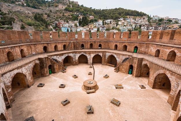 Stare Miasto Na Wybrzeżu Alanya Darmowe Zdjęcia