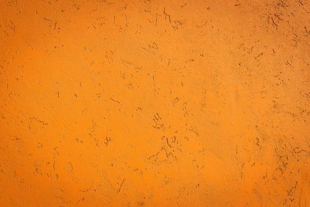 Stary pomarańcz ściany tło Darmowe Zdjęcia