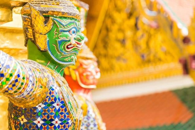 Statua kolorach Darmowe Zdjęcia