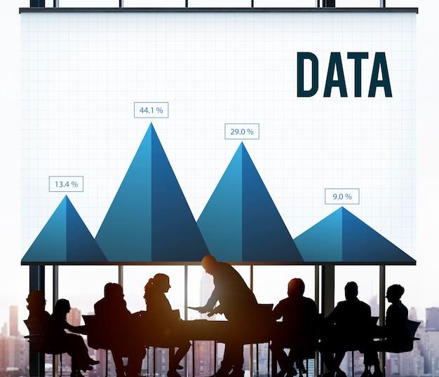 Statystyki Biznesowe I Analiza Danych Podczas Spotkania Darmowe Zdjęcia