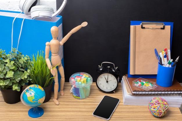 Stół biurowy Premium Zdjęcia