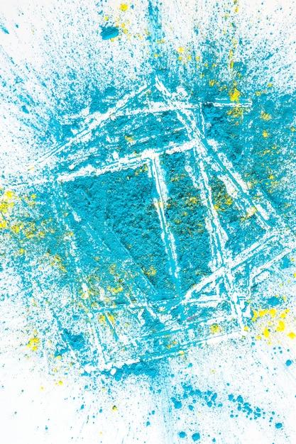 Stos seledynowy i żółte, jasne, suche kolory Darmowe Zdjęcia