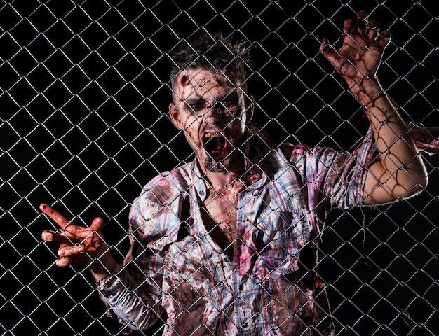 Straszny Kostium Zombie Cosplay Darmowe Zdjęcia