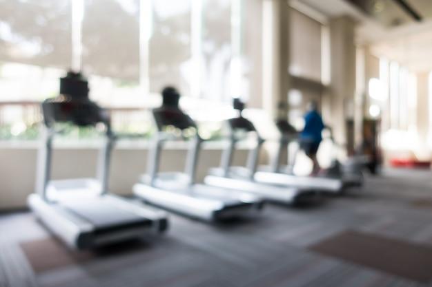 Streszczenie rozmycie siłownia i sala fitness Darmowe Zdjęcia