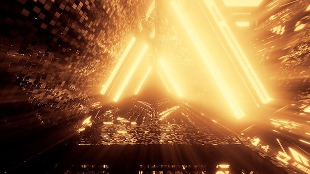 Streszczenie światła Darmowe Zdjęcia