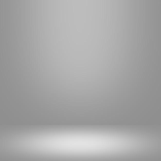 Streszczenie Szary Pokój Gradient - Wyświetl Swoje Produkty Premium Zdjęcia