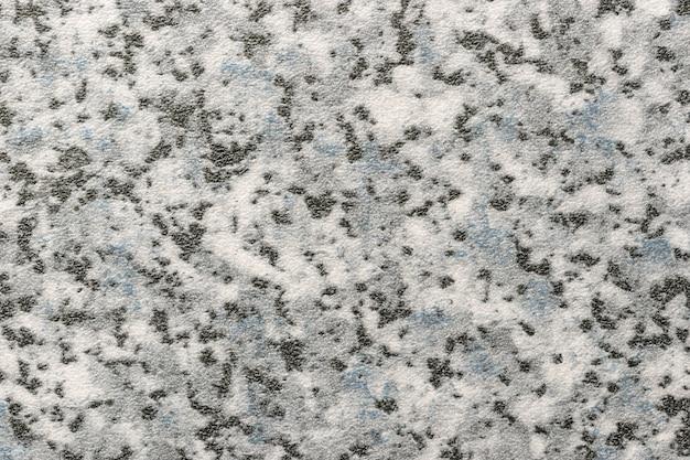 Streszczenie Sztuka Tło Kolor Czarny, Biały I Szary. Tekstura Blatu Kamiennego Z Niebieskimi Plamami Premium Zdjęcia